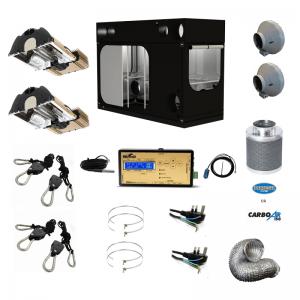 Dimlux 120 x 300 x 215cm Complete Grow Tent Kit
