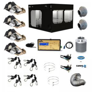 Dimlux 300 x 360 x 242cm Complete Grow Tent Kit