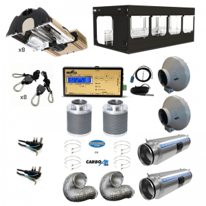 400v Advanced Tent Kits