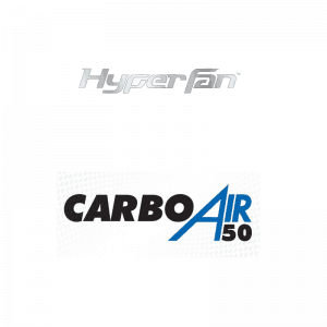Hyper Stealth Fan With CarboAir Filter Kits