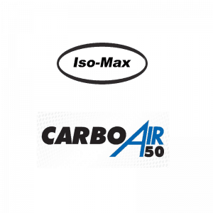 Iso-Max Fan With CarboAir Filter Kits
