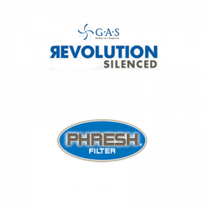 Revolution Fan With Phresh Filter Kits