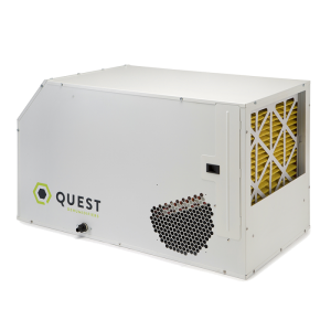 Quest 155 Overhead Dehumidifier 71 Litres/Day